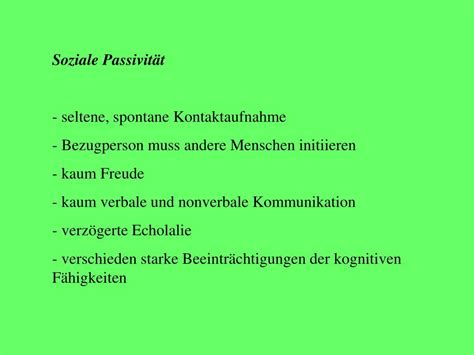 PPT - Autismus PowerPoint Presentation, free download - ID
