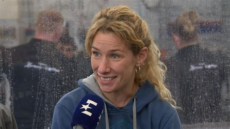 VIDEO - 'Massively inspiring': Jenny Tinmouth on Carrasco