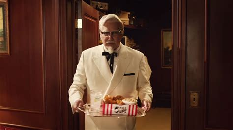 Norm Macdonald Is Now Playing KFC's Colonel Sanders