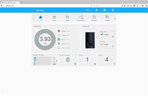WD My Cloud EX2 Ultra review: Excellent features and