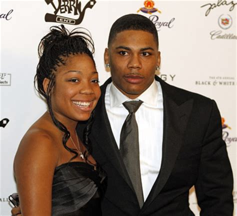 nelly and daughter |