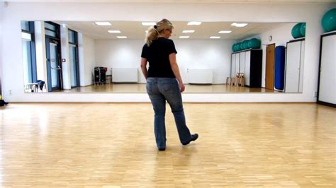 Line-Dance Kurs Anfänger: One Step Forward, Two Steps Back