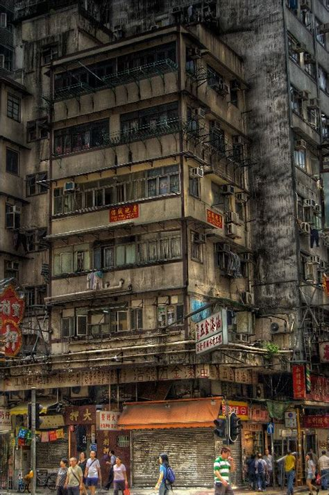 Old buildings, Hong kong and Building on Pinterest