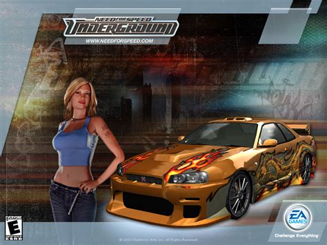 Need for Speed Underground Wallpapers - Download Need for