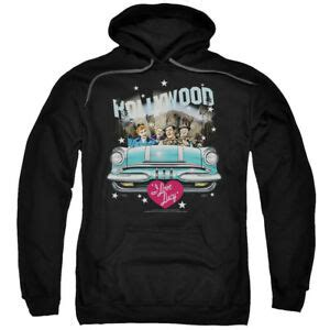 I Love Lucy 50's TV Series Hollywood Road Trip Adult Pull