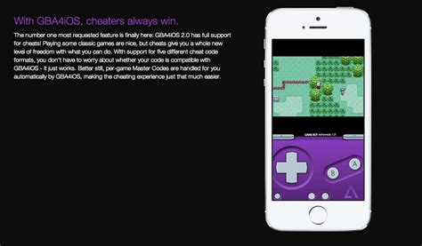 GameBoy Advance Emulator Coming To iOS 7 Devices