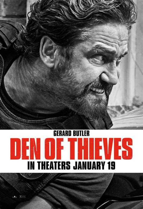 Movie Review - Den of Thieves (2018)