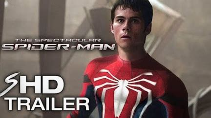 This Fake Trailer of Dylan O'Brien as Spider-Man Has Been
