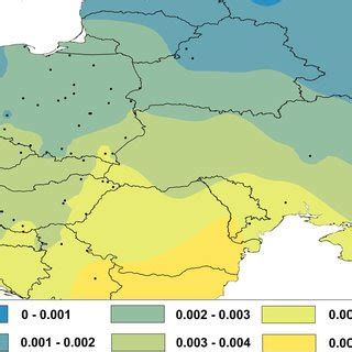 (PDF) Between the Balkans and the Baltic: Phylogeography