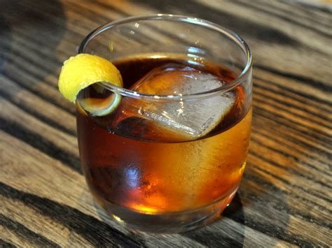 5 Cool Weather Cocktail Recipes from Rickhouse in San