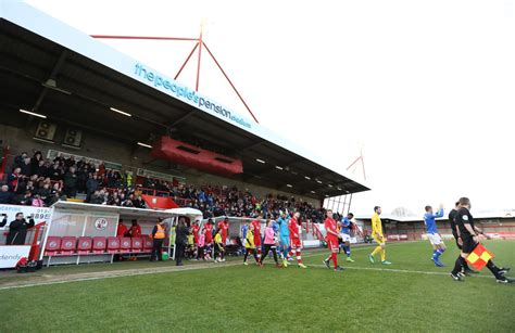 Tickets and travel: Crawley Town - News - Cheltenham Town FC