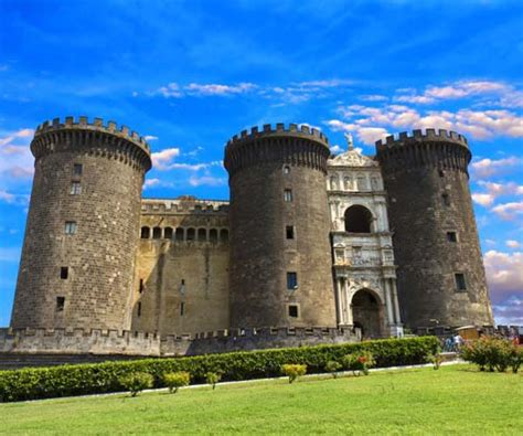 Castel Nuovo: a Must-See in Naples - Sofitel