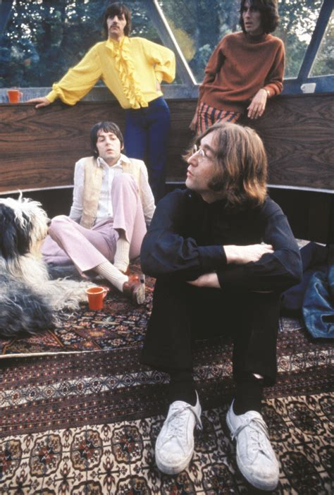 Rare and Interesting Pictures of The Beatles from 'The Mad