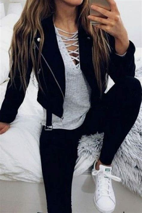 41 Elegant Winter Outfits Ideas For School   Outfit ideen
