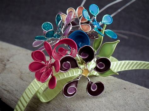 15 Wire Flowers | Guide Patterns