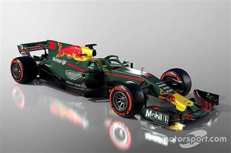 3D video: How Aston Martin Red Bull Racing car might look