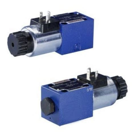 Stainless Steel Rexroth Solenoid Valve, Rs 5500 /piece