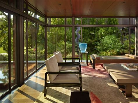 Jim Olson designs a home for art and those who treasure it