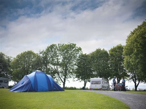 Culzean Castle - Camping and Caravanning Club Site - The