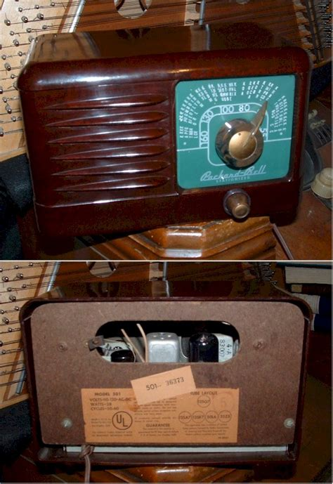 Radio Attic's Archives - Packard-Bell 501