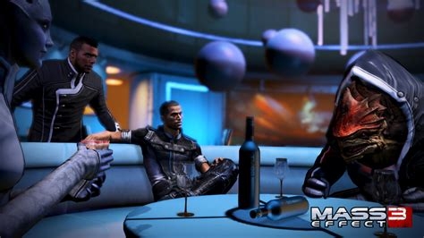 First Impressions: Mass Effect 3's Citadel DLC Is One