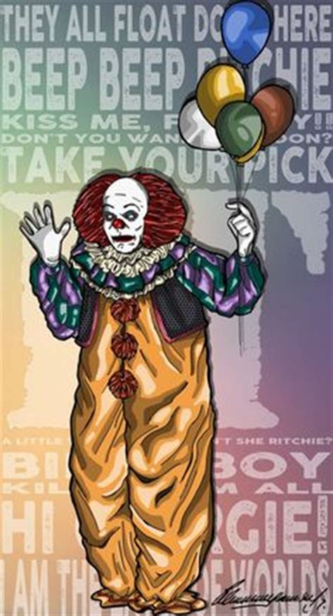 stephen king's it, pennywise, pennywise the clown, clown