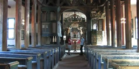 Stave churches - Official travel guide to Norway