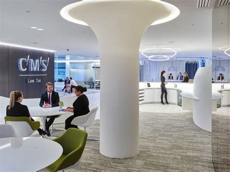 » CMS Offices by KKS & MCM Architecture, London – UK