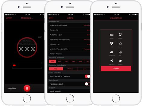 Best voice recording apps for iPhone and iPad