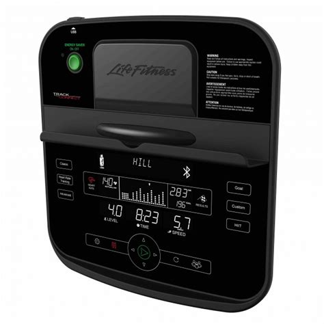 Life Fitness RS1 LifeCycle Liegeergometer mit Track