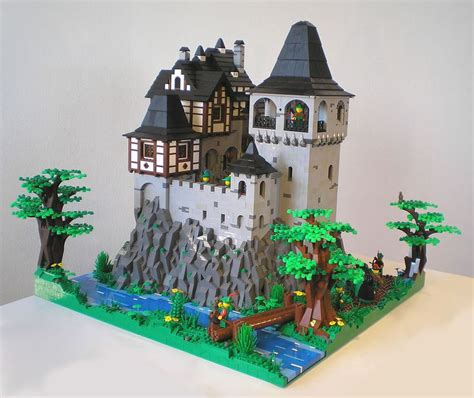 70 best images about LEGO castle, fort, temple on