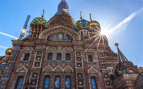 Two days in St Petersburg, Russia cruise itinerary without