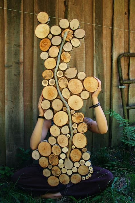 Wild Slice Designs: I Make Wall Sculptures From Reclaimed