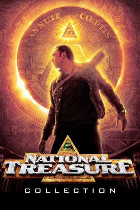 National Treasure Collection (2004-2007) — The Movie