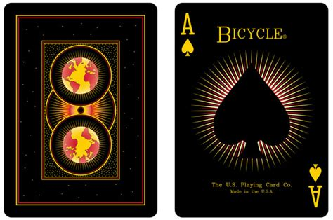Buy magic tricks: Bicycle Total Eclipse Playing Cards