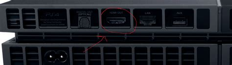 PS4: some HDMI issues can be attributed to metal piece in
