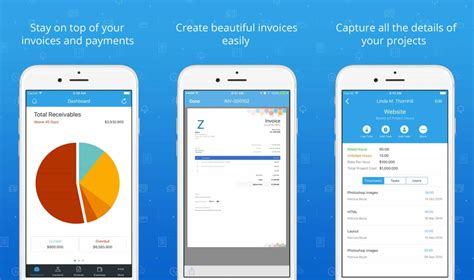 Top 5 Best Invoice App for iPhone and iPad 2019