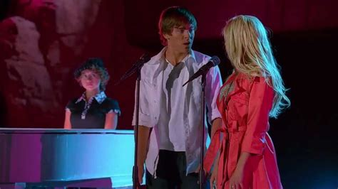 High School Musical 2 - You Are The Music In Me (Sharpay
