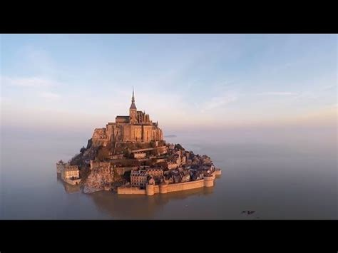 The Magical Mont-Saint-Michel: an Island once more at high