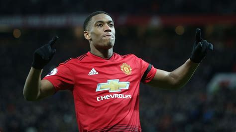 Anthony Martial showing his value to Man Utd at exactly