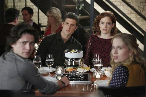 THOMAS MCDONELL, PARKER YOUNG, JANE LEVY, ALLIE GRANT Hi