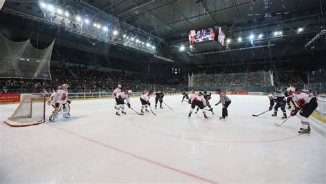 Ice hockey coming to Westpac Stadium, Spark Arena and