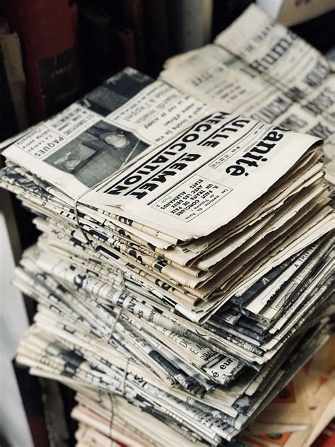 Why I Will Never Read a Newspaper or Watch The News on