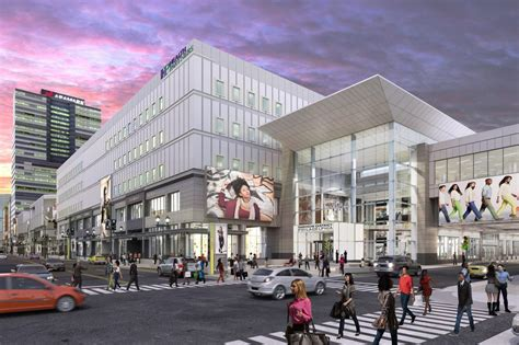 What's going into the new Fashion District Philadelphia