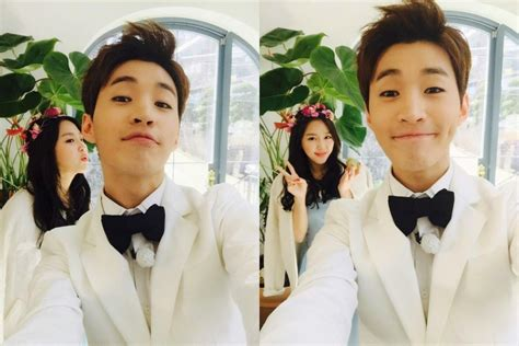 Get Closer to Henry Lau's Virtual Wife On We Got Married