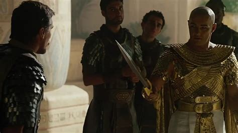 (What's The) Name Of The Song: Exodus: Gods and Kings