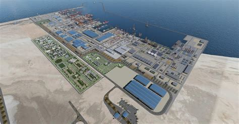 IMI's first building projects start as yard construction