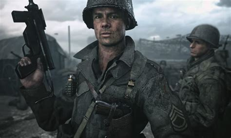 You Can Download 'Call of Duty: WW2' On Xbox One, PS4 And