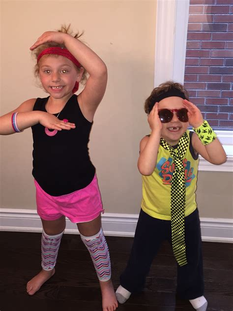 80's Retro Day At Home | Entertain Kids on a Dime Blog