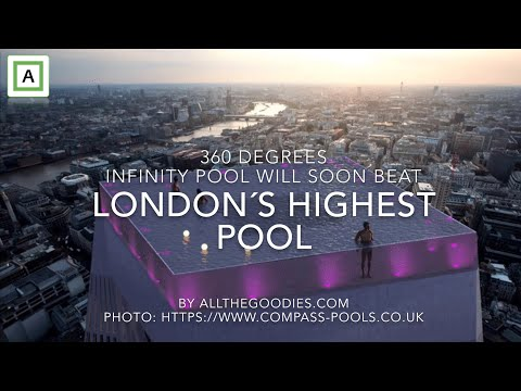 Top 10 Amazing Swimming Pools In the World – The WoW Style